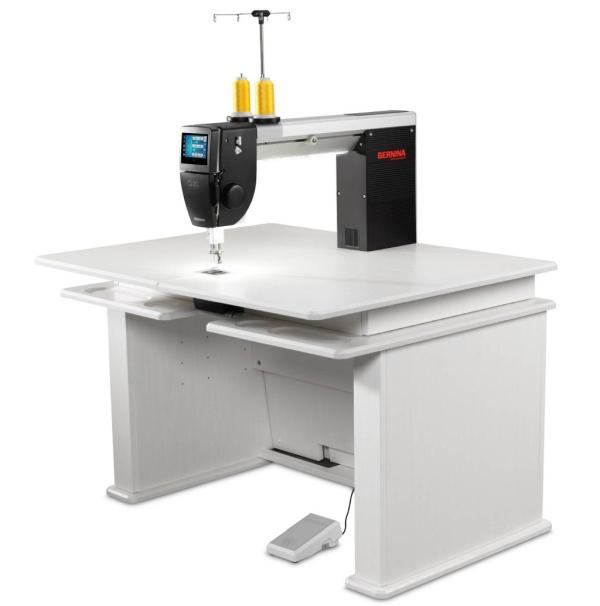 BERNINA Q20 - Maszyna do szycia i pikowania na stole do quiltingu