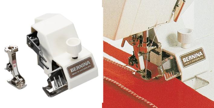 Odkrawacz Krawędziowy BERNINA Cut 'N' Sew #80