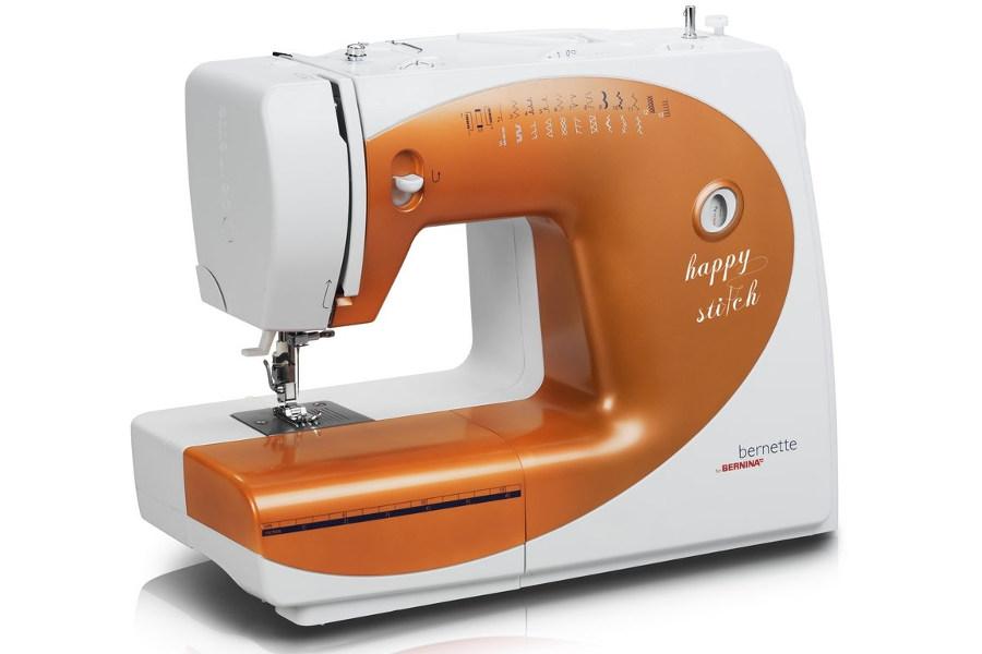 BERNINA bernette Happy Stitch - Domowa maszyna do szycia