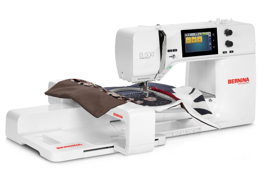 Maszyna haftująca dla firm BERNINA B500