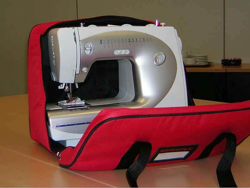 Torba na maszynę do szycia BERNINA RED BAG