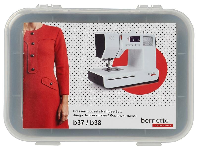 Zestaw stopek do maszyny do szycia BERNINA bernette b37 i b38