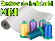 """Podstawowy zestaw startowy do hafciarek i multi-hafciarek - Wariant: """"MINI"""""""