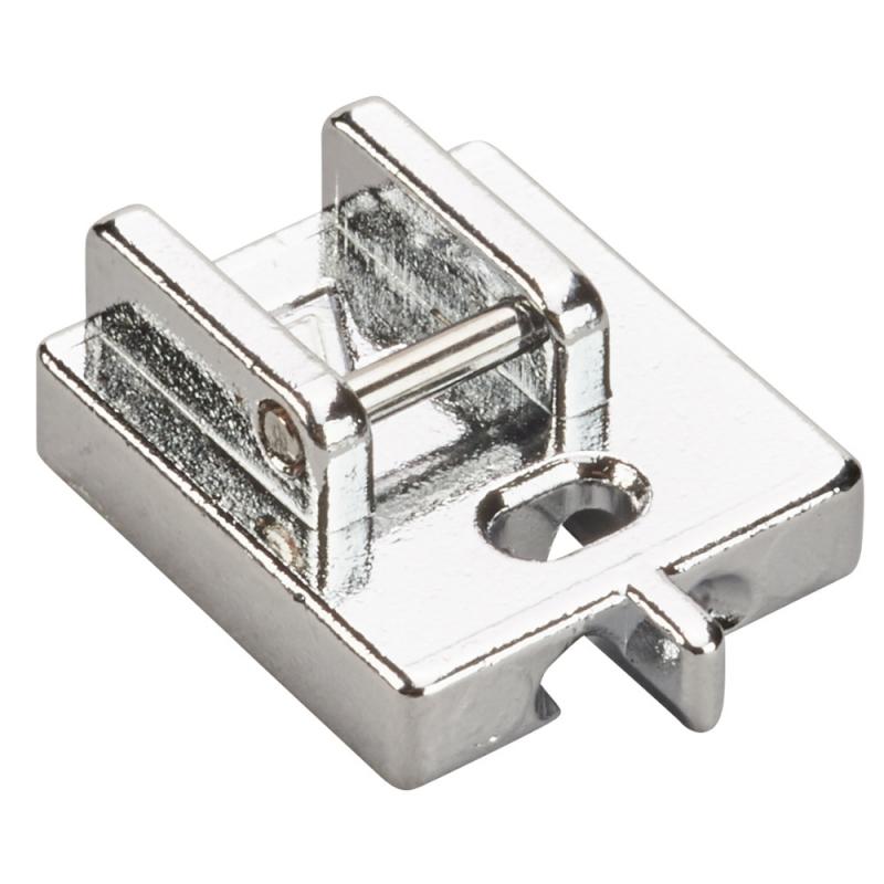 Stopka zatrzaskowa do wszywania zamków krytych (suwaków, ekspresów) do maszyn do szycia BERNINA B37 i B38