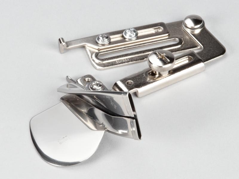 Lamownik na zaprasowaną lamówkę BERNINA #87 w rozmiarze 20 mm do maszyn BERNINA Professional