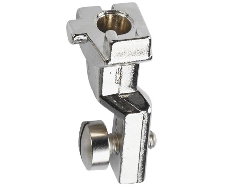 Adapter trzepieniowy Nr. 77 o krótszej długości do montażu stopek i akcesoriów BERNINA