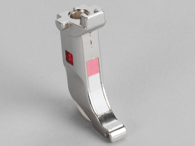 Adapter uchwyt trzepieniowy Nr. 78 do montażu stopek zatrzaskowych BERNINA Professional