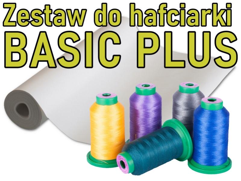 """Zestaw startowy do hafciarek i multi-hafciarek - Wariant: """"BASIC PLUS"""""""