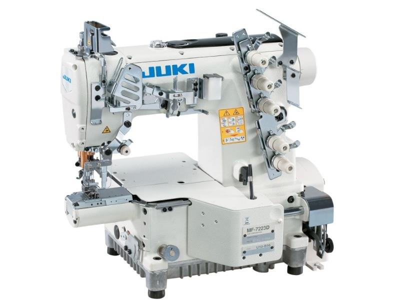 JUKI MF7223D-U10-B56/UT42 (B56/UT42) - Automatyczna renderka cylindryczna (mały cilinder) elektromagnetyczna