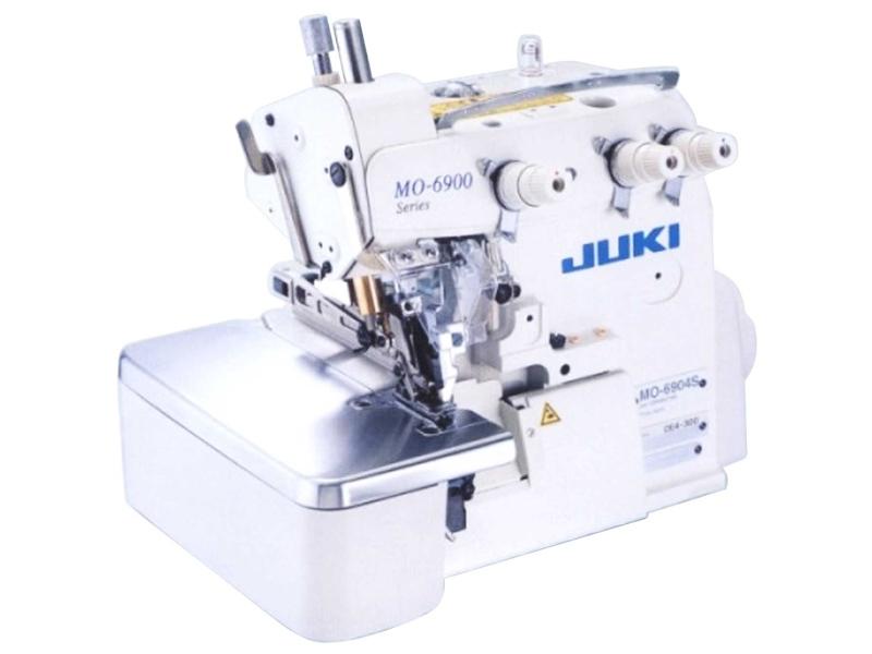 JUKI 6904 S - Przemysłowy owerlok 3-nitkowy SUPER SZYBKI
