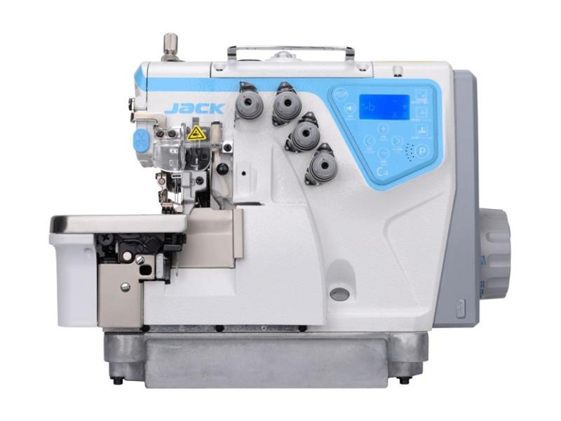 JACK JK C4-3 - Szybki owerlok 3-nitkowy automat