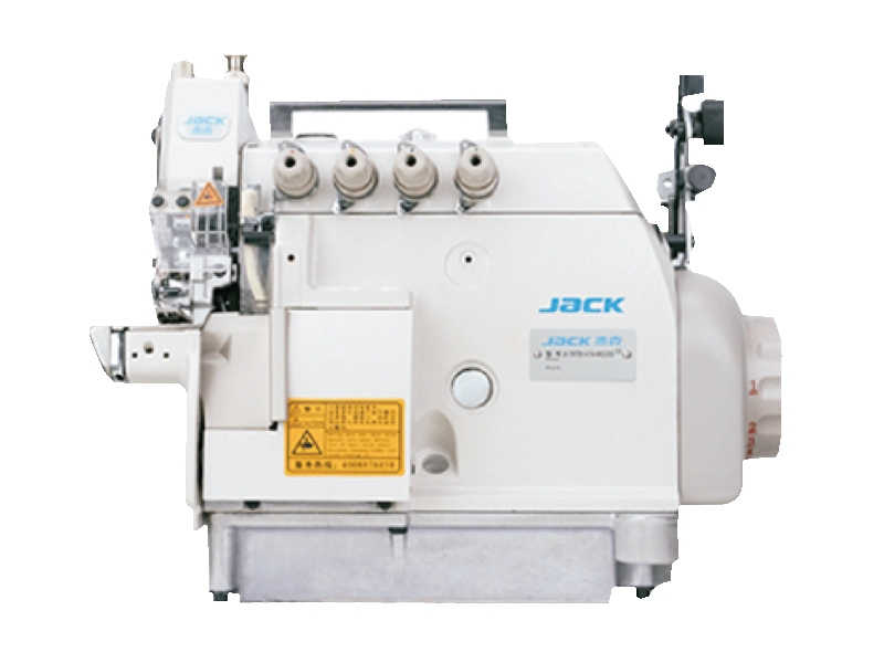 JACK JK 797 DI-4 - Overlock cylindryczny 4-nitkowy