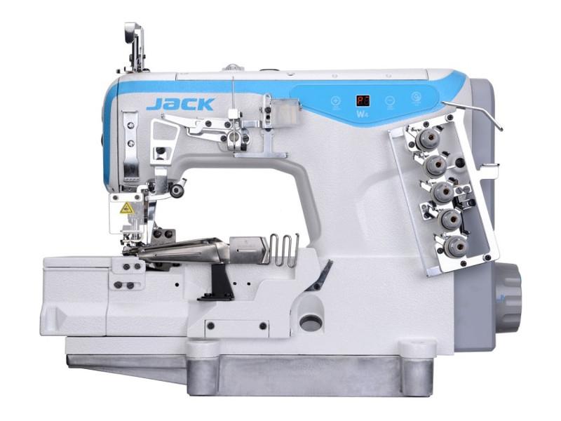 JACK JK W4D-01/02 - Przemysłowa lamowarka 3-iglowa