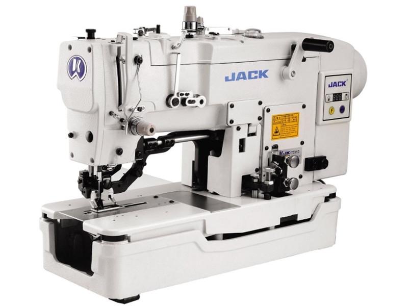 JACK JK T781E-Q - Mechaniczna dziurkarka bieliźniana