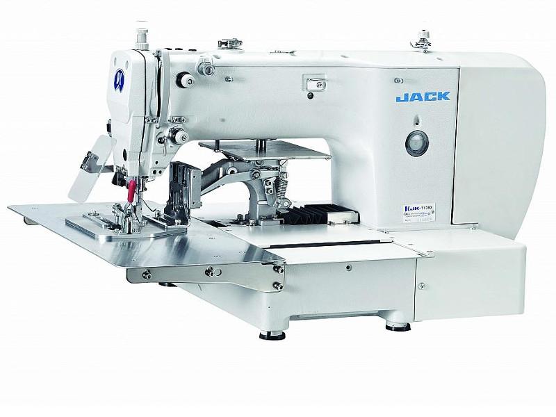 JACK JK T1310 F - Automat szwalniczy do szycia na polu 13x10 cm z klamrą obrotową