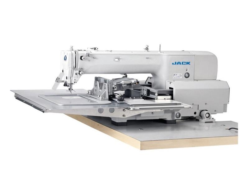 JACK JK T3020 TDB - Automat do doszywania kieszeni i szycia na polu 30x20 cm