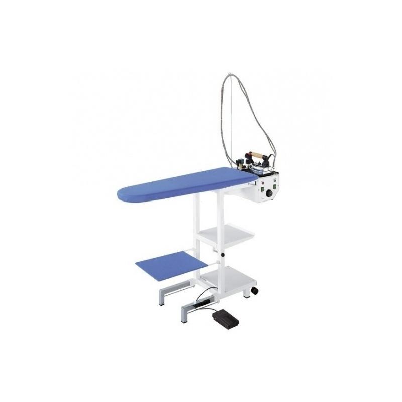 COMEL MAXI C - Stół prasowalniczy COMELUX z wytwornicą i żelazkiem