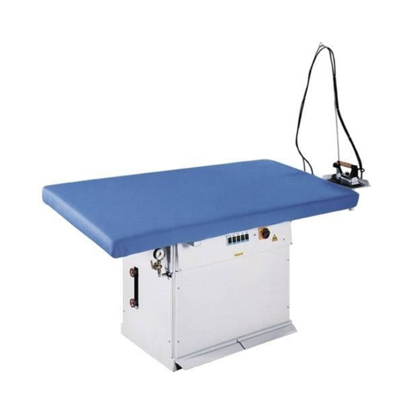 COMEL MP-F-PV 180x90 cm - Stół prasowalniczy do stabilizacji dzianin z wytwornicą