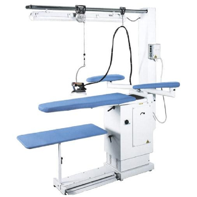 COMEL BR-A-RS - Stół do prasowania z nadmuchem i regulowaną wysokością