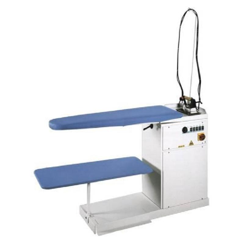 COMEL FR-F - Uniwersalny stół do prasowania z wytwornicą 7 litrów i pompą + 2 elektrozawory