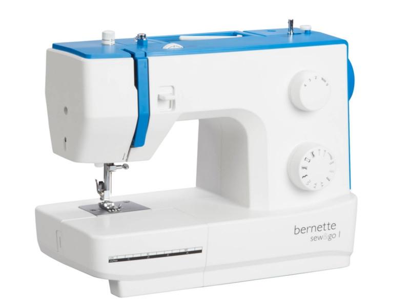 Mechaniczna prosta maszyna do szycia BERNINA AG SG-1 dla początkujących