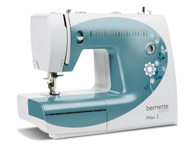 Mocna i solidna maszyna do szycia BERNINA AG M-3 dla domu i hobby