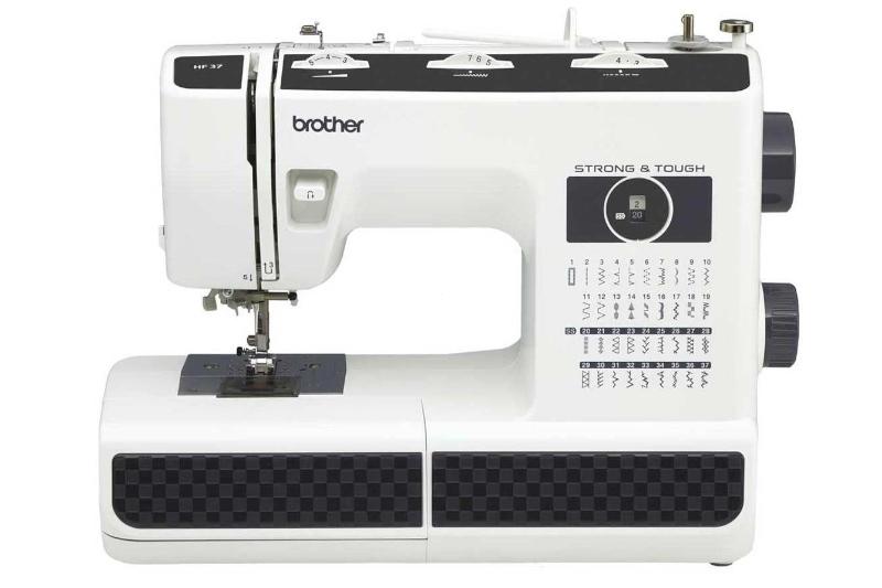 Bardzo mocna maszyna do domowego szycia BROTHER Ltd. HF 37