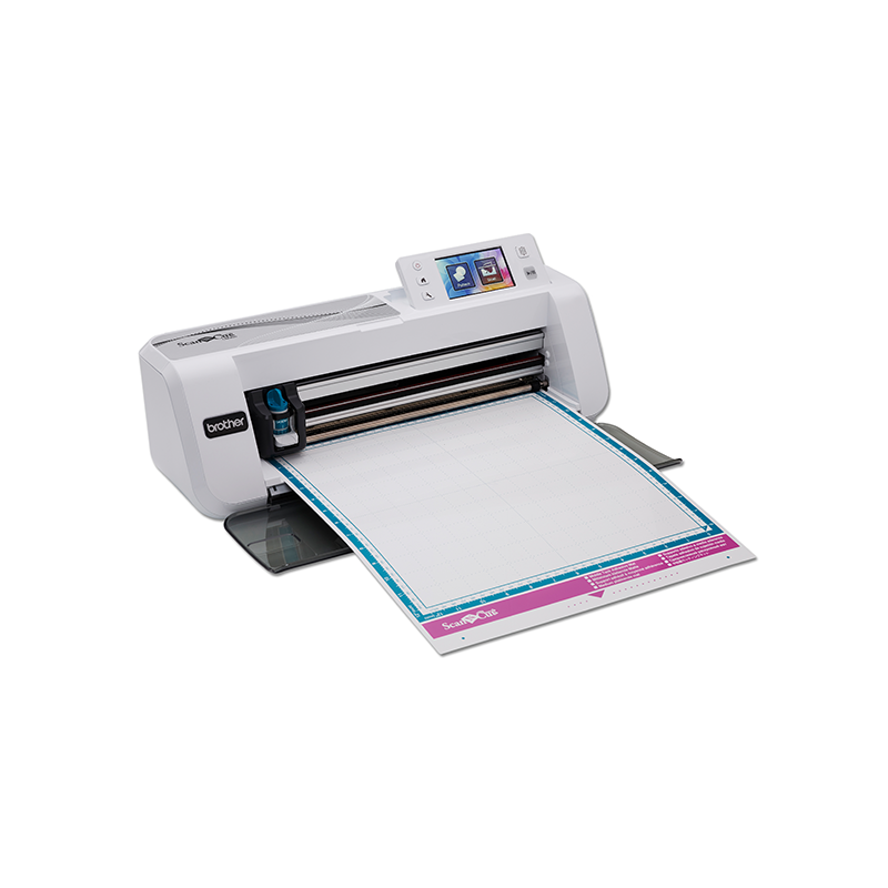 Ploter tnący do tekstyliów, folii, papieru, kartonu idealny dla hobbystów BROTHER ScanNCut CM 300