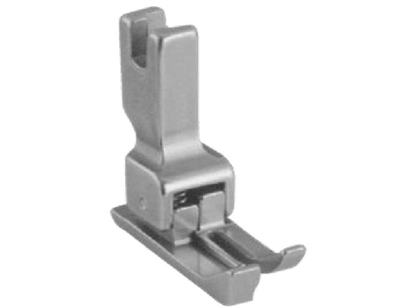 Stopka krawędziowa (kompensacyjna) LEWA CL do stębnówki przemysłowej. Rozmiary 0.8 - 10 mm