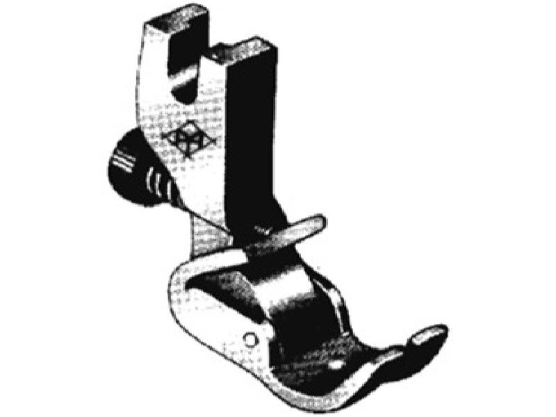 Stopka do marszczenia (marszcząca) regulowana P952 (S952/953) do stębnówki przemysłowej
