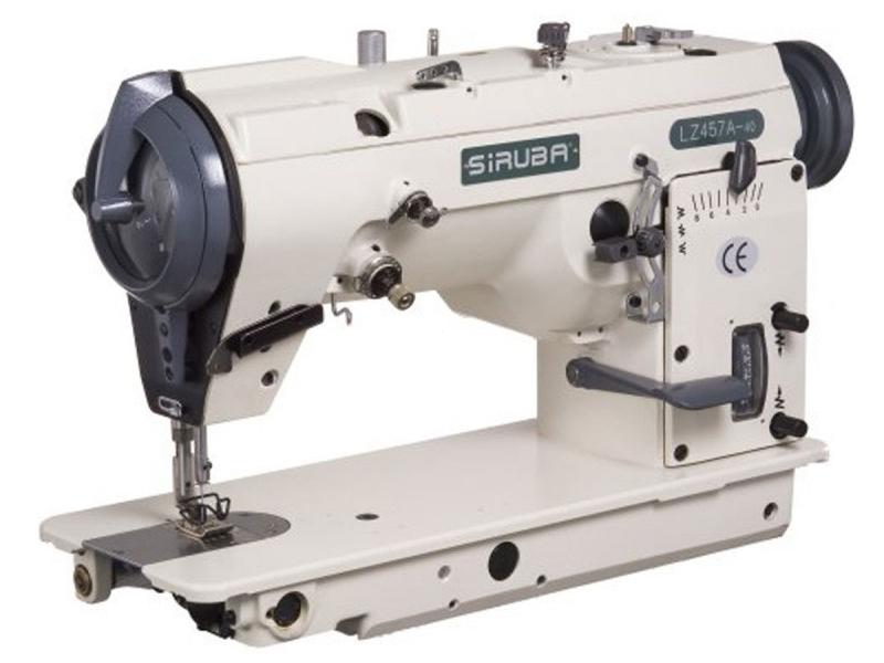 SIRUBA LZ-457A-20 Przemysłowa maszyna do szycia ściegiem ZygZak (Zik-Zak, ZygZak)