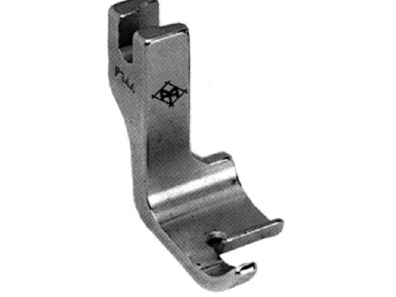 Stopka P344 do lamowników i zwijaczy szerokość 9 mm do stębnówki przemysłowej
