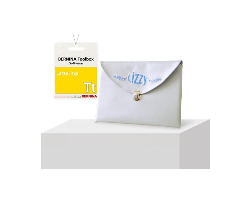 BERNINA TOOLBOX - Moduł NAPISY Rozszerzone - Program do hafciarek