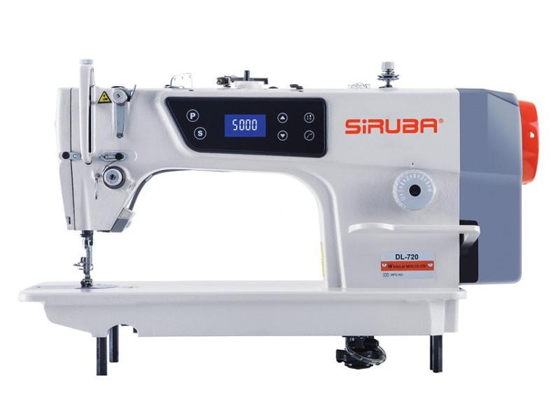 SIRUBA L 720 H1 - Stębnówka do szycia materiałów ciężkich