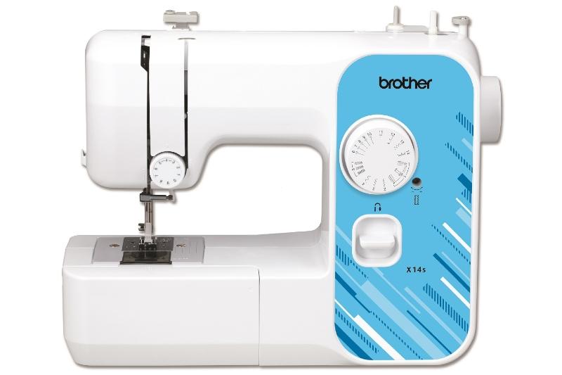 Tania maszyna do szycia dla początkujących i dla dzieci BROTHER Ltd. J14S