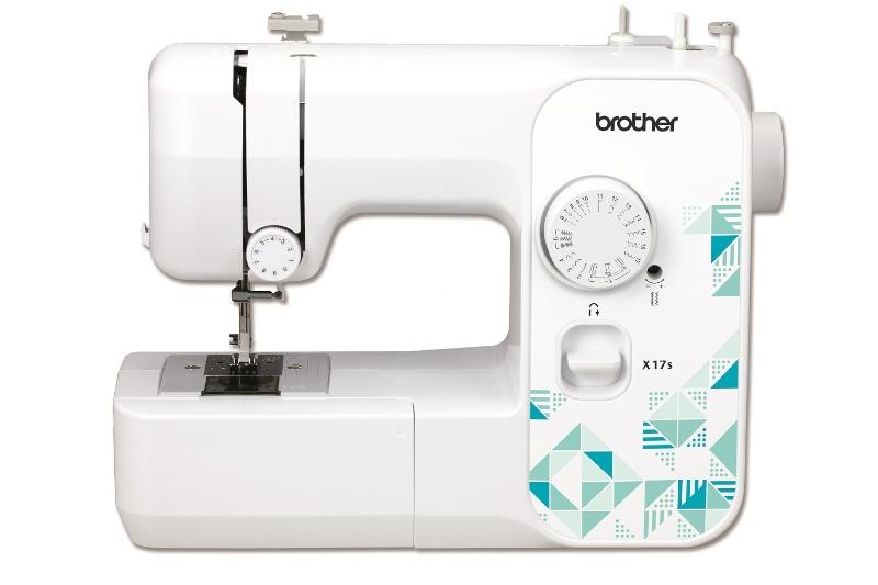 Prosta i mała maszyna do szycia dla dzieci BROTHER Ltd. X17S