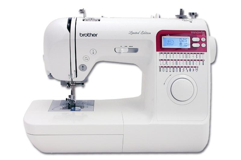 Wielofunkcyjna komputerowa domowa maszyna do szycia BROTHER Ltd. NV 20 LE