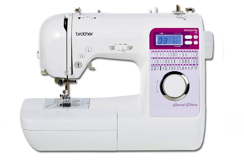 Solidna i dobrze wyposażona komputerowa maszyna do szycia BROTHER Ltd.Innov-is NV27-SE