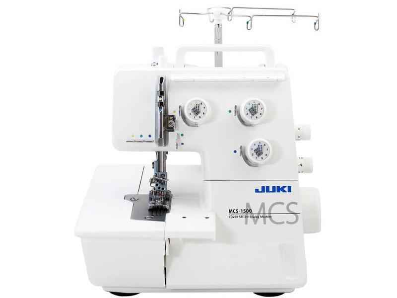 Popularna renderka (Cover maszyna drabinkowa) JUKI corp. MCS 1500