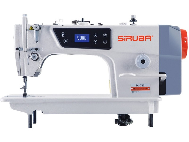 SIRUBA DL720-M1 - Popularna przemysłowa maszyna do szycia typu stębnówka