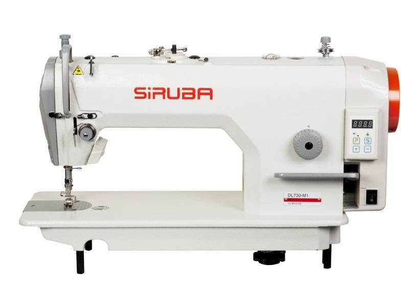 SIRUBA DL730-H1 - Stębnówka do ciężkiego szycia przemysłowa maszyna do szycia