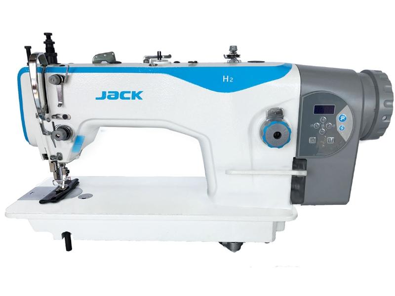 JACK JK H2-CZ - Stębnówka 1 igłowa z kroczącą stopką do ciężkiego szycia