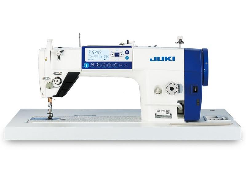 JUKI DDL 8000A Najnowzej generacji stębnówka jednoigłowa z pełną automatyką