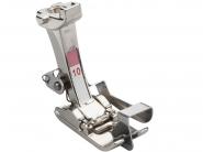 Stopka trzepieniowa do maszyn do szycia BERNINA Professional - #10 z prowadnikiem krawędziowym, ścieg do 5,5mm