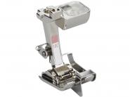 Stopka trzepieniowa do maszyn do szycia BERNINA Professional - #10C z prowadnikiem krawędziowym, ścieg do 9mm
