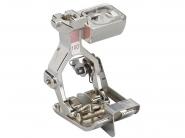 Stopka trzepieniowa do maszyn do szycia BERNINA Professional - #10D z prowadnikiem krawędziowym, współpraca z BERNINA Dual Feed