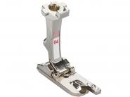 Stopka trzepieniowa do maszyn do szycia BERNINA Professional - #64 do podwijania i obrzucania ściegiem prostym 4 mm