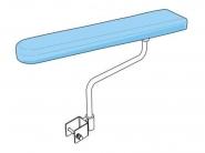 Prasulec rękawowy (rękawnik) do prasowania rękawów do stołów prasowalniczych COMEL MAXI (Comelux)