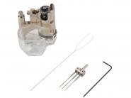 Narzędzie do filcowania (Punching Tool) do maszyn do szycia BERNINA Professional z chwytaczem rotacyjnym oraz 9-Hook