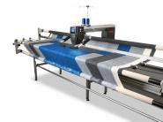 Maszyna typu LONGARM BERNINA Q24 do szycia i pikowania z ramą do quiltingu i patchworku